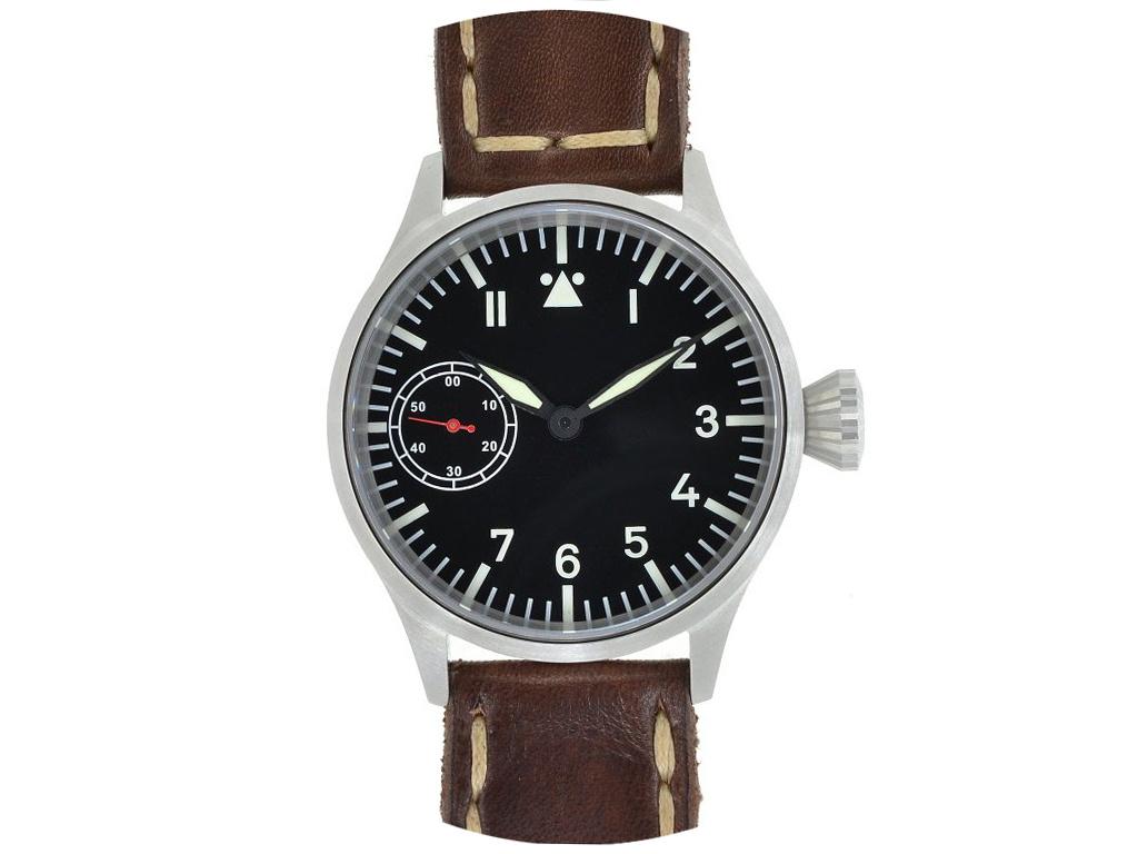 Letecké hodinky Rudý baron 1918 Swiss / Limitovaná edice 1 kus