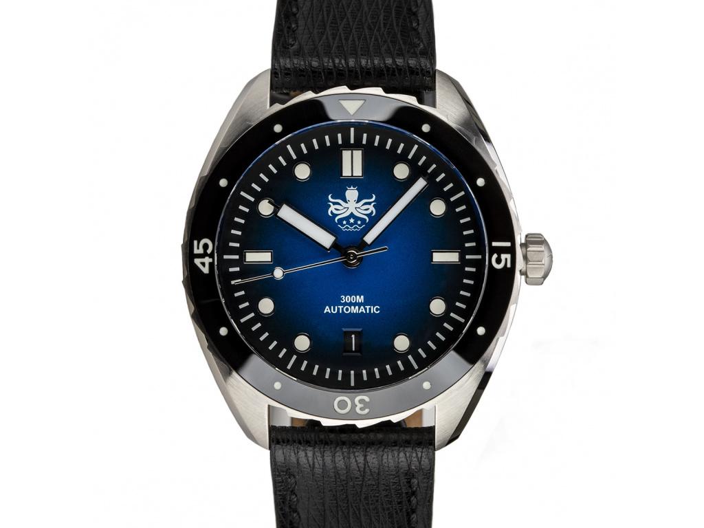 Potápěčské pánské hodinky Eagle Fume Blue 1
