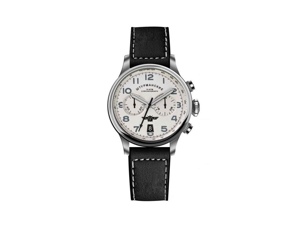 Sturmanskie Limitovaná edice hodinek, ruske letecke hodinky