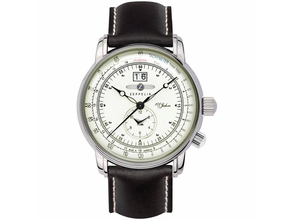 Pánské hodinky Zeppelin 8640-3 100 Years Zeppelin ED 1