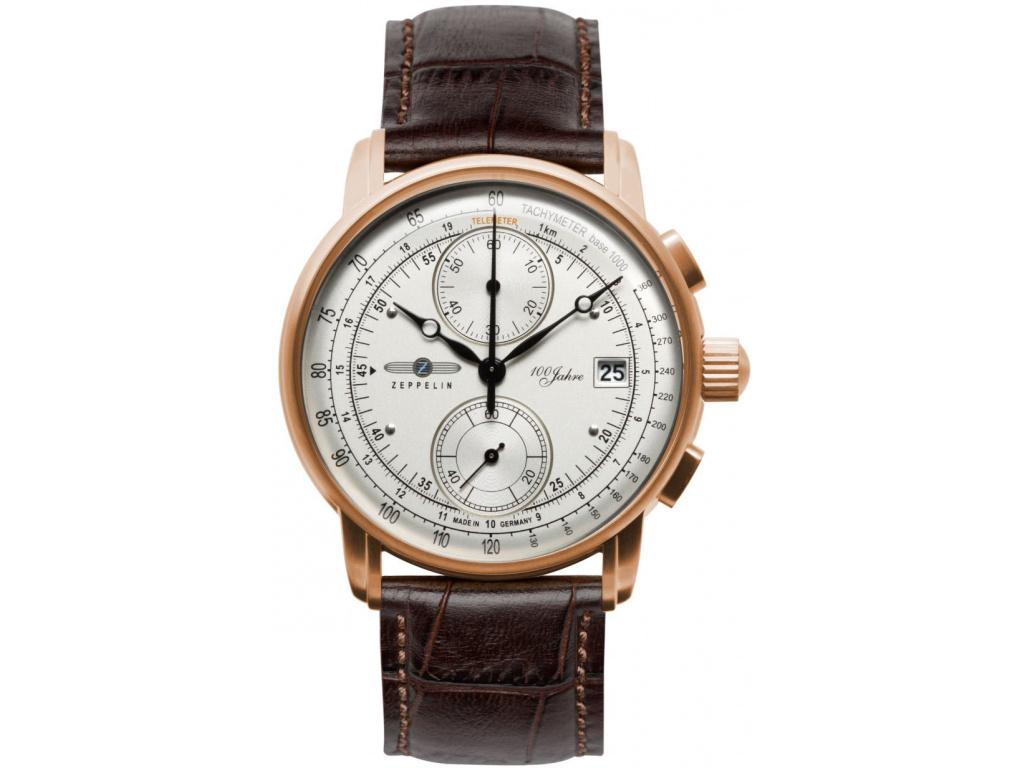 Pánské hodinky Zeppelin 8672-1 100 Years Zeppelin ED 1