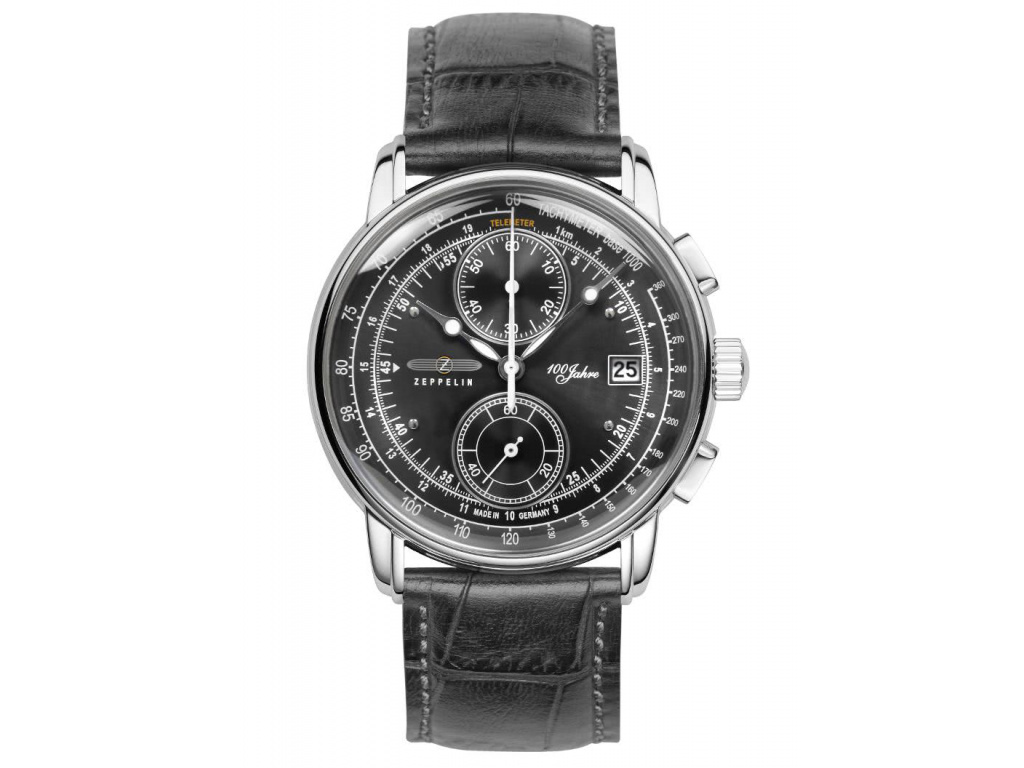 Pánské hodinky Zeppelin 8670-2 100 Years Zeppelin ED 1