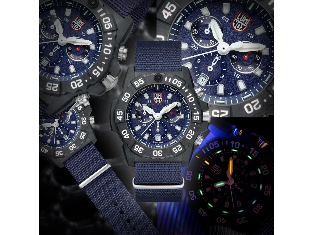 Pánské sportovní hodinky Luminox 3583 Navy SEAL Sea
