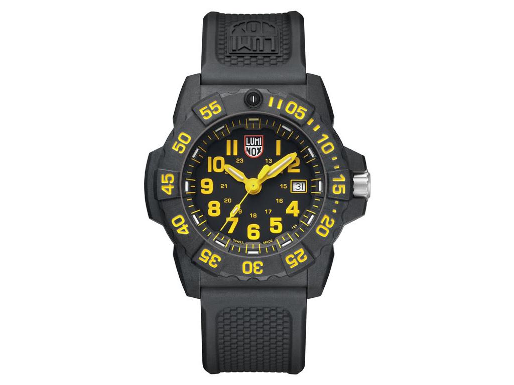 Pánské sportovní vojenské hodinky Luminox 3505.L Navy SEAL Sea