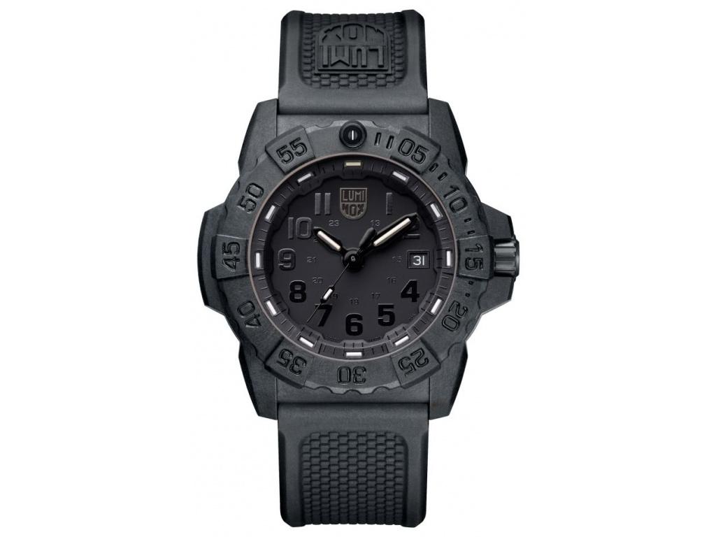 Pánské sportovní vojenské hodinky Luminox 3501.BO Navy SEAL Sea