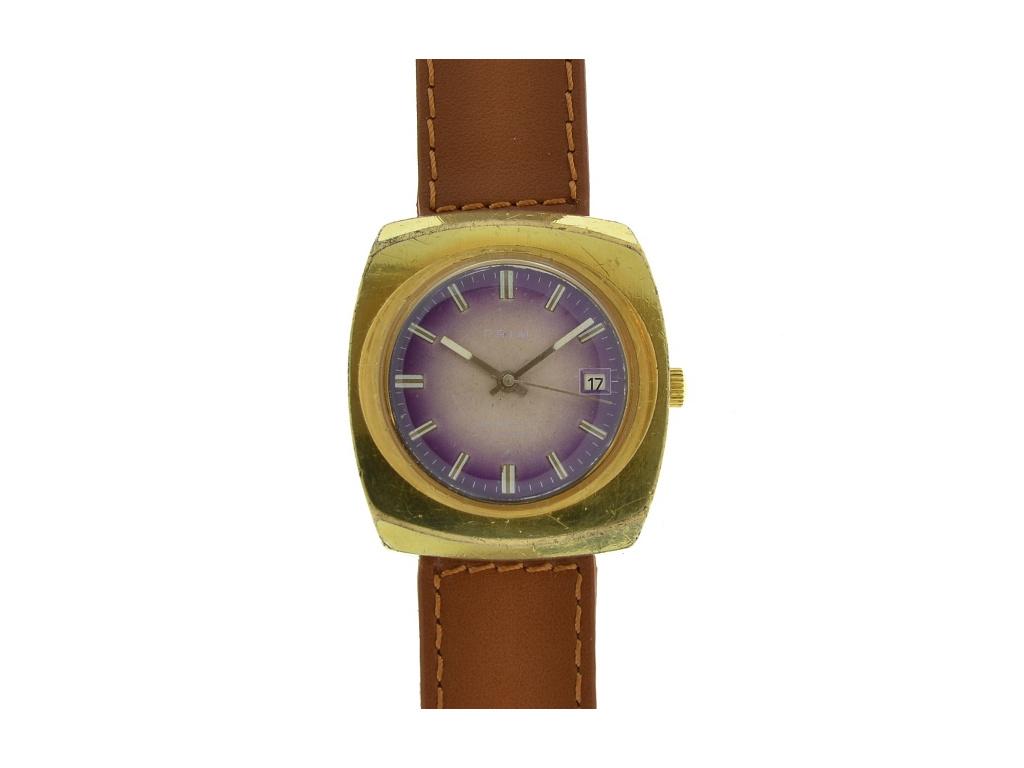 Starožitné hodinky Prim Elton  automatic z roku 1980