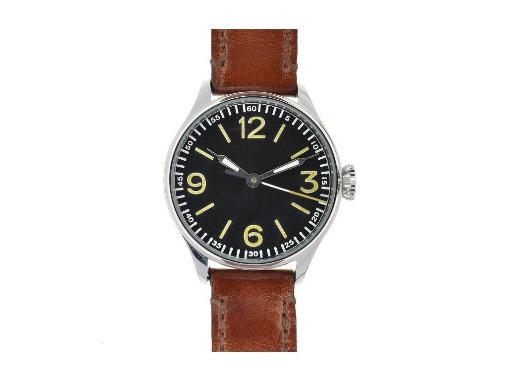 Molnija - Sovětské vojenské letecké hodinky 1957-1966 / Limitovaná edice 1 kus