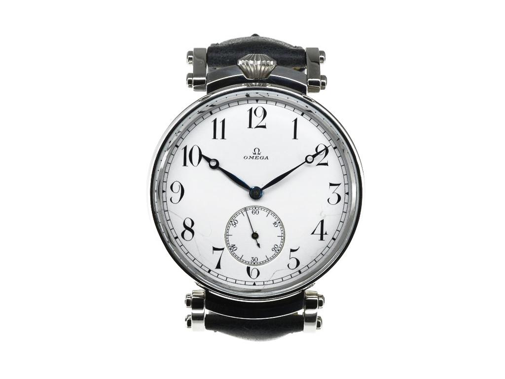 Omega hodinky starozitnost