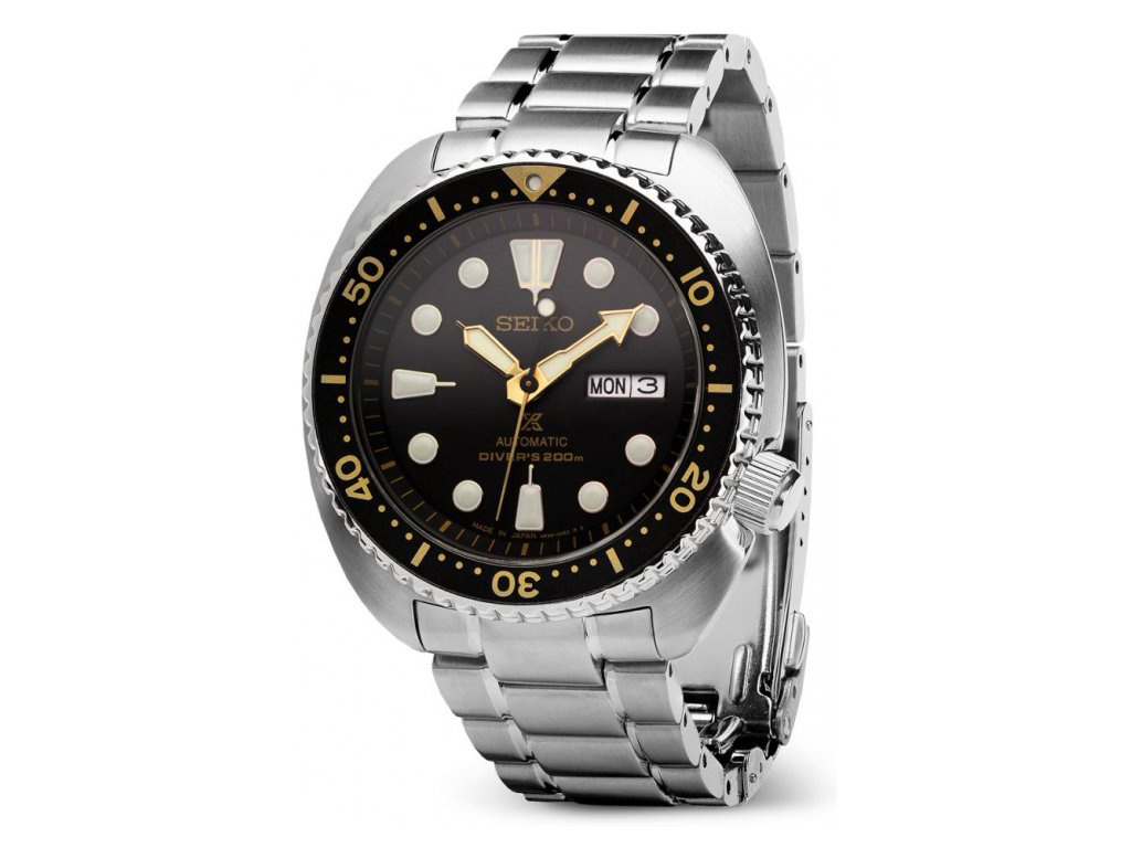 Diver Hodinky Seiko Prospex Turtle SRP775J1
