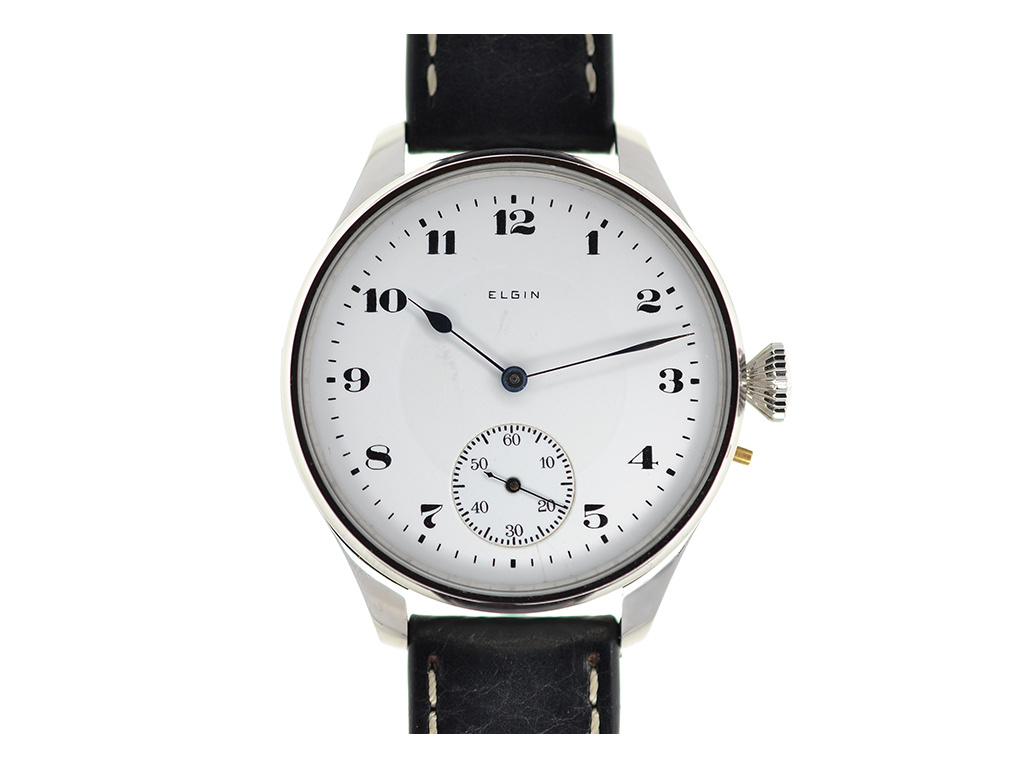 Starožitné hodinky Elgin z let 1920-1925