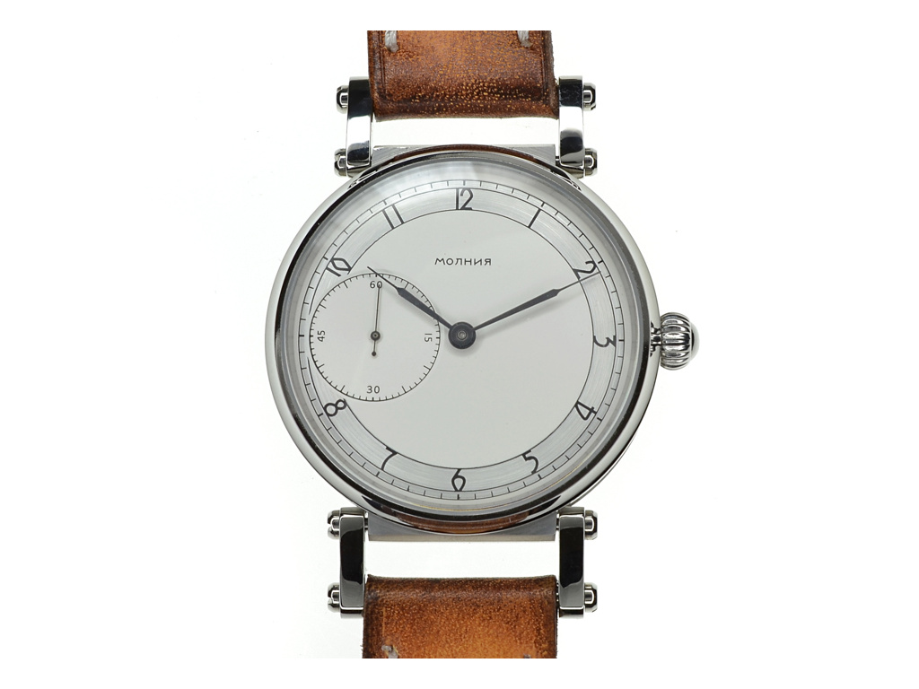 Molnija antik hodinky 0