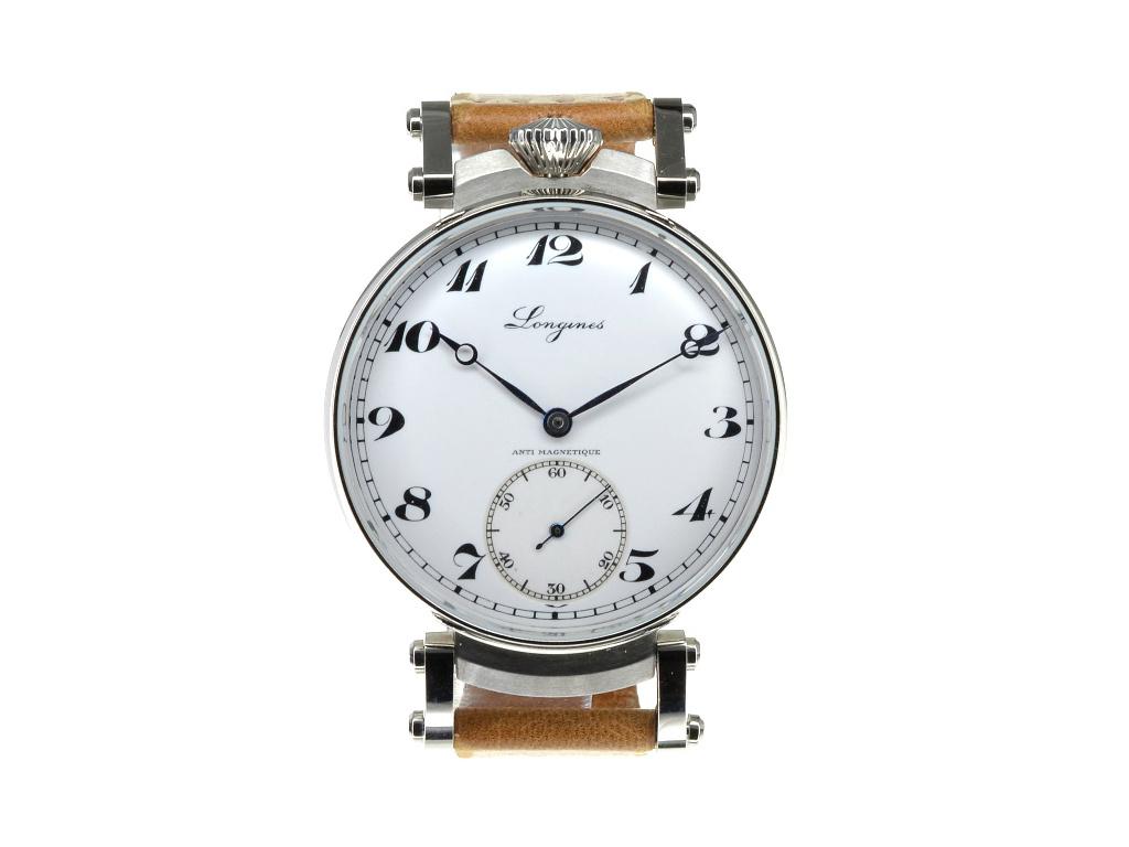 Starožitne hodinky Longines kapesni a naramkove