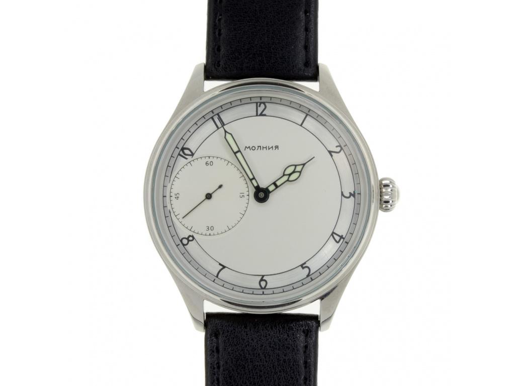 Molnija 18 jewels - Vojenské hodinky  strojek z 60 let.  + Dárek k objednávce