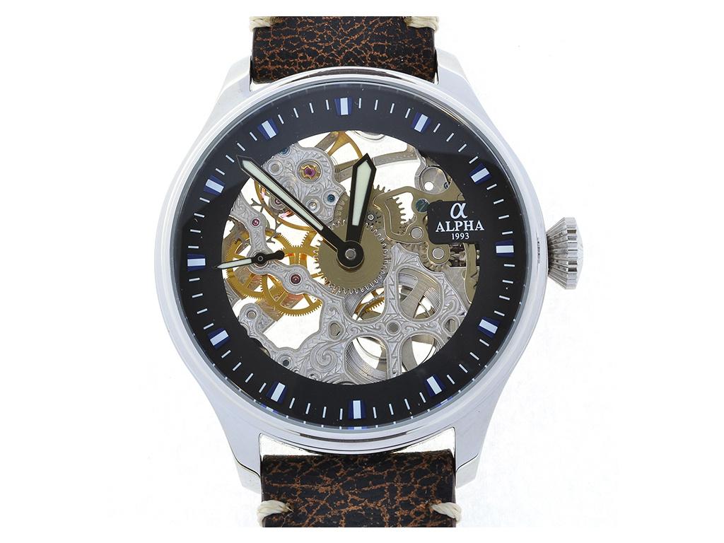 Alpha Skeleton S876 hodinky