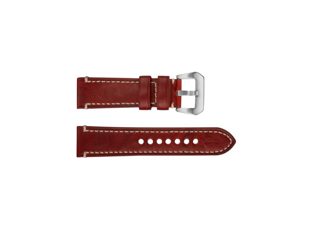 Luxusní ručně šitý řemínek Geckota R-45