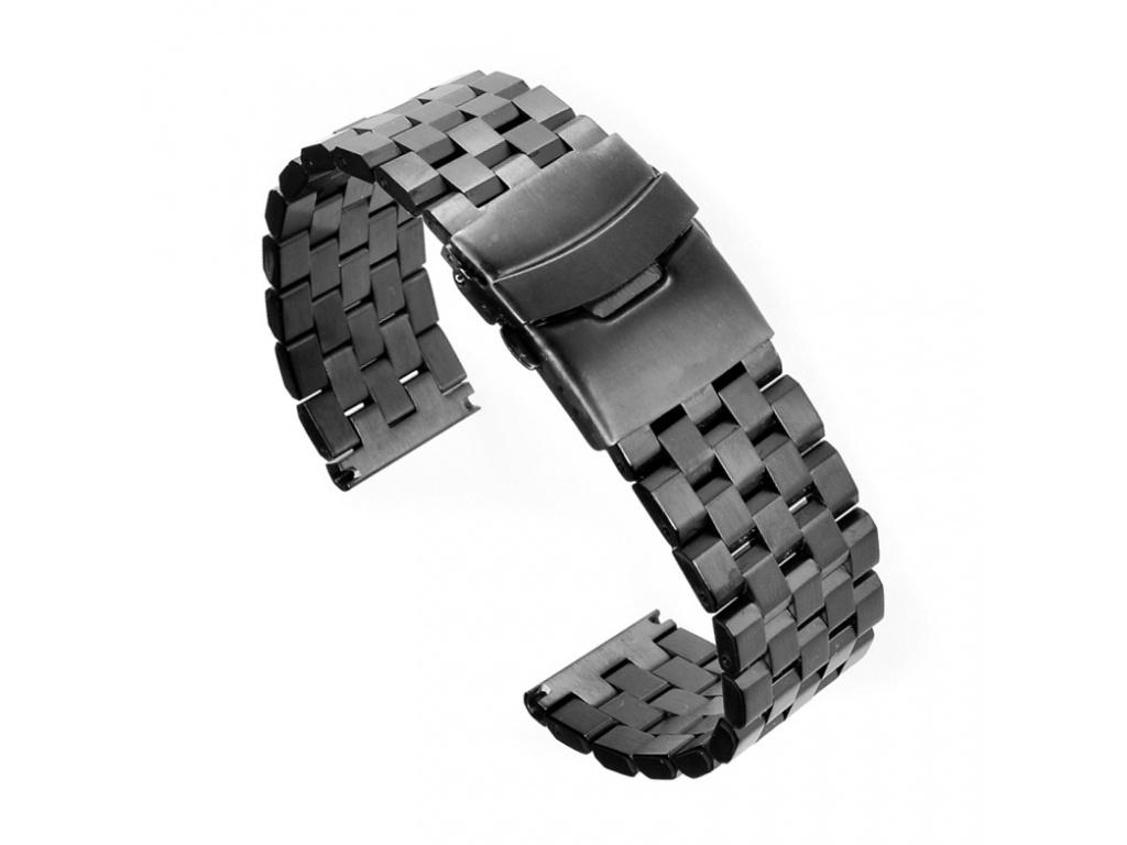 Geckota luxusní ocelový řemínek PVD úprava