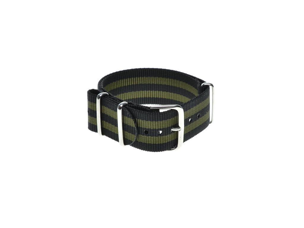 ZRC NATO nylonový řemínek na hodinky