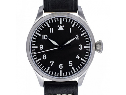 Tisell Pilot Type A 40 mm letecke hodinky