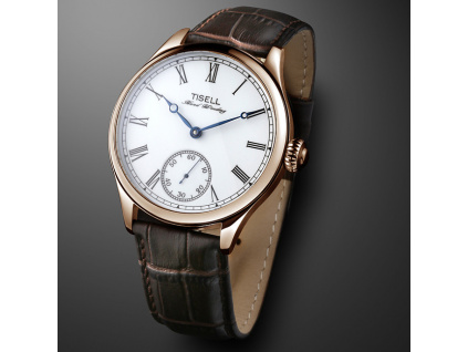 Tisell No.157 Roman Rose Gold