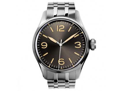 Geckota K-01-C verze 03 / Limitovaná edice100 kusů hodinky letecke