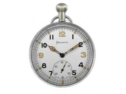 Helvetia - hodinky britské armády z období 1939-1945