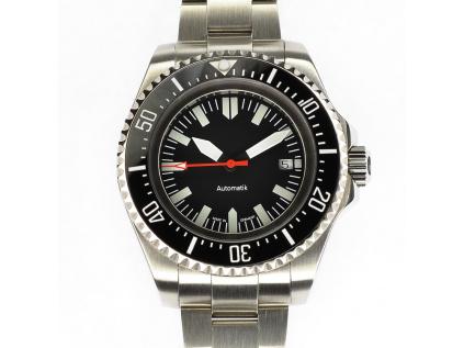 Potápěčské hodinky ETA Swiss 2824-2 / Limitovaná edice 1 kus