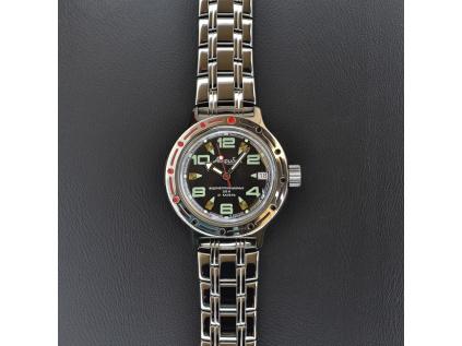 Vostok Komandirskie ruske hodinky Amfibia
