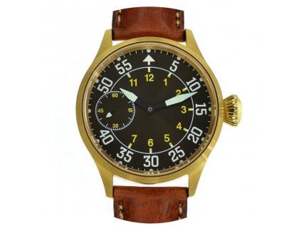 Skeletove hodinky svycarsky stojek Eta Swiss Unitas