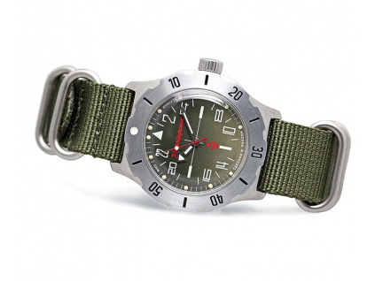 Vostok Komandirskie 350645 verze 24 hodin