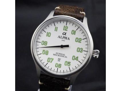 hodinky jedna rucicka