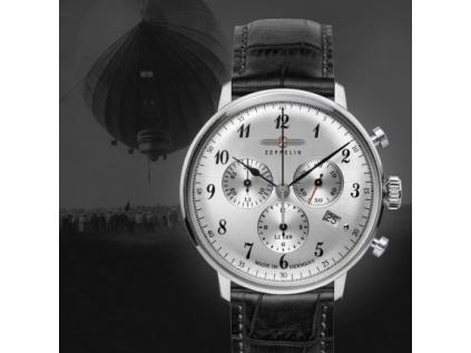 Pánské hodinky Zeppelin 7088-1 LZ 129 Hindenburg ED. 1