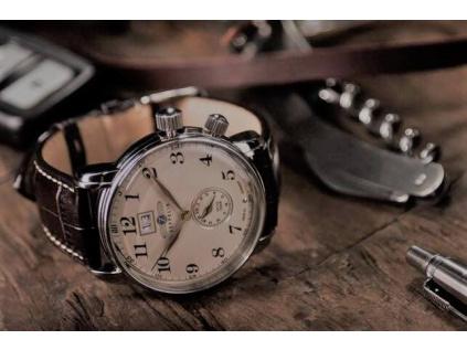 Pánské hodinky Zeppelin 7644-5 LZ127 Graf Zeppelin