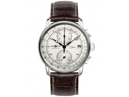 Pánské hodinky Zeppelin 8670-1 100 Years Zeppelin ED 1