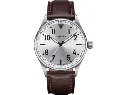 letecké junkers hodinky Flieger 9.02.01.03 42mm