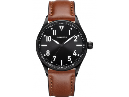 letecké junkers hodinky Flieger 9.03.01.02 42mm