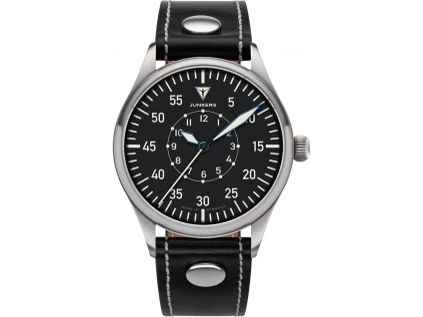 letecké junkers hodinky Baumuster 9.20.02.02 42mm