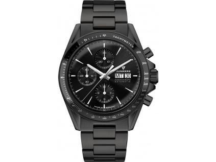 letecké junkers hodinky JUMO 9.22.01.02.M 42mm
