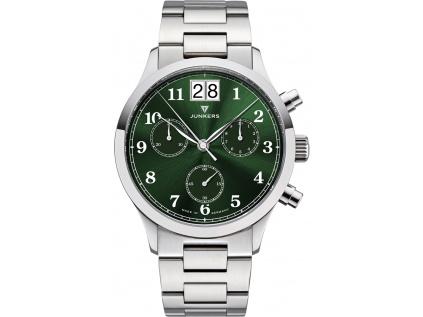 letecké junkers hodinky Tante JU 9.23.01.06.M 42mm