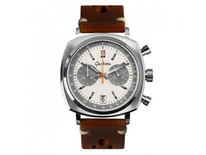 Geckota hodinky zajimave design
