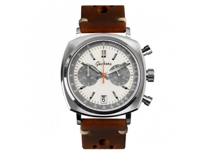 Geckota panske hodinky zajimavy design
