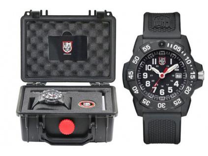 Pánské sportovní vojenské hodinky Luminox 3501 Navy SEAL Sea Box