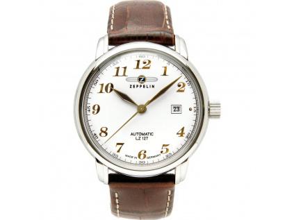 Pánské hodinky Zeppelin 7656-1 LZ 127 Graf