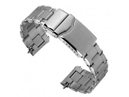Ocelový řemínek Vintage Rivet Berwick pro hodinky SEIKO