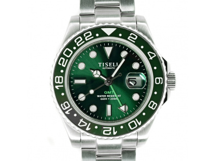 Tisell GMT Green
