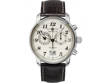 Pánské hodinky Hodinky Zeppelin 7684-5 LZ 127 Graf