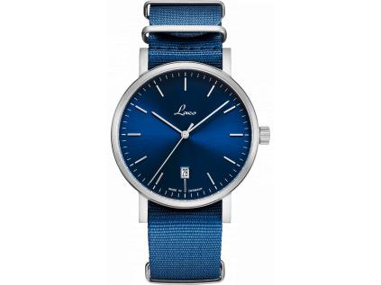 Letecké hodinky Laco Classic Azur 40 mm