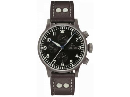 Letecké hodinky Laco München 42,3 mm - automat