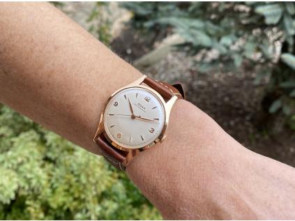 Starozitne hodinky Doxa 8