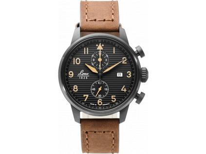 Letecké hodinky Laco ENGADIN 42 mm - quartz