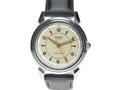 Starozitne hodinky automaty RODINA